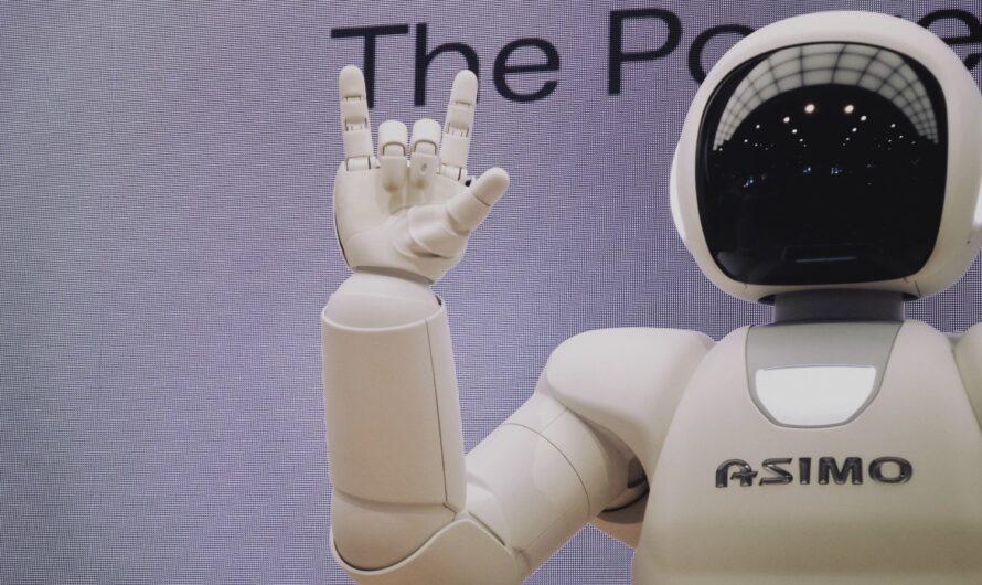 Humanoidní robot je reálnou napodobeninou člověka