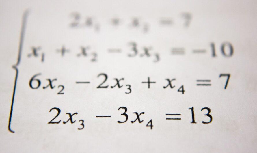 Matematické symboly, které byste rozhodně měli znát
