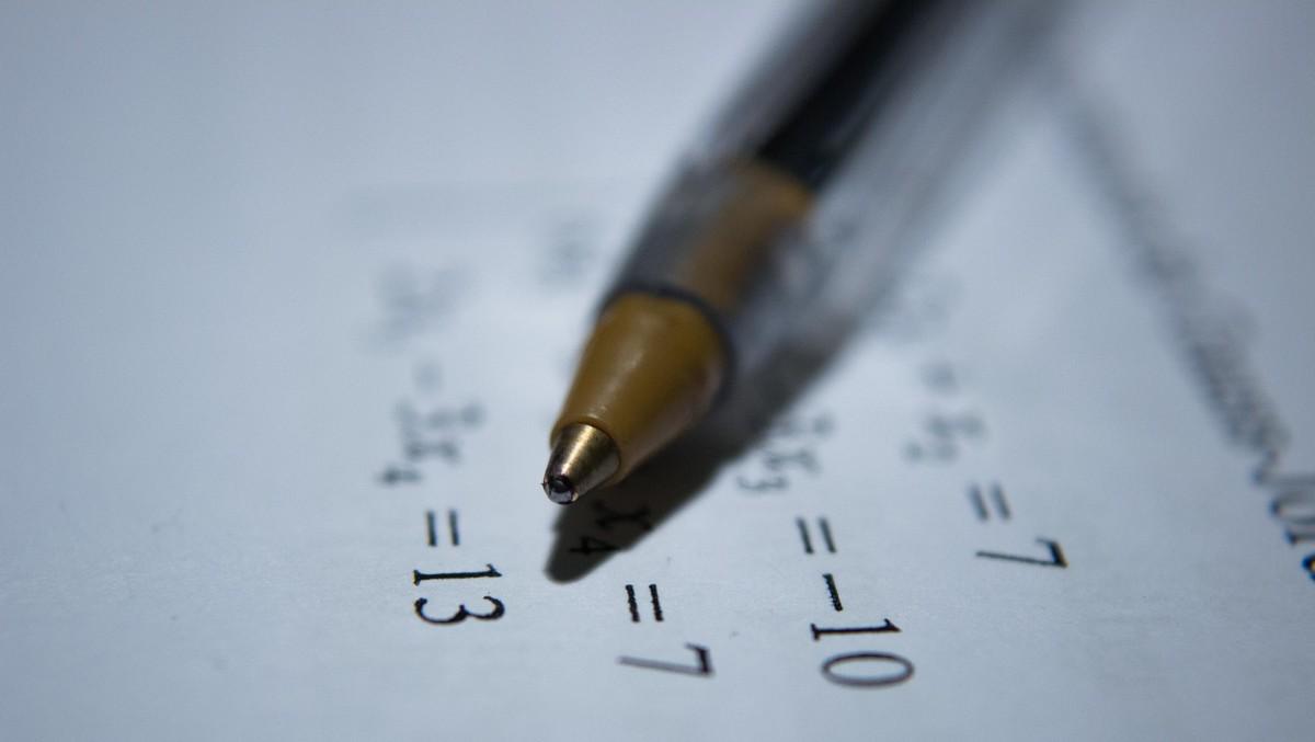 Příklad z matematiky, který Vám nabídne aplikace Match Master.